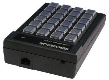 Genovation ControlPad CP24 USB Virtual Serial
