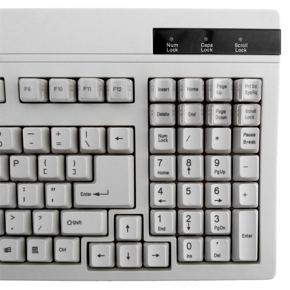 Solidtek ACK-700 Industrial AT Keyboard
