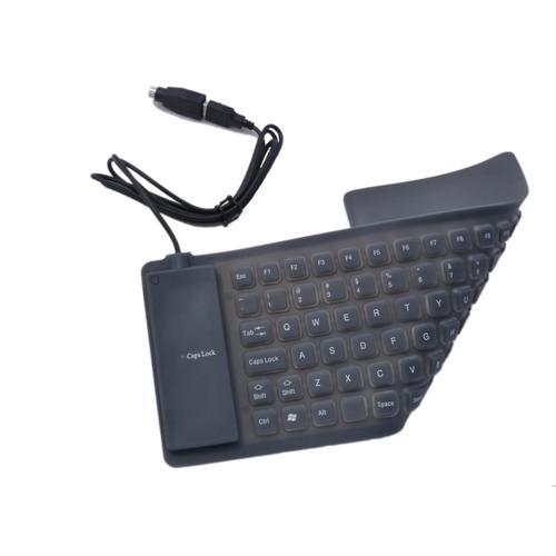 DSI Flexible USB Compact Keyboard KB-DS-JH-FR85