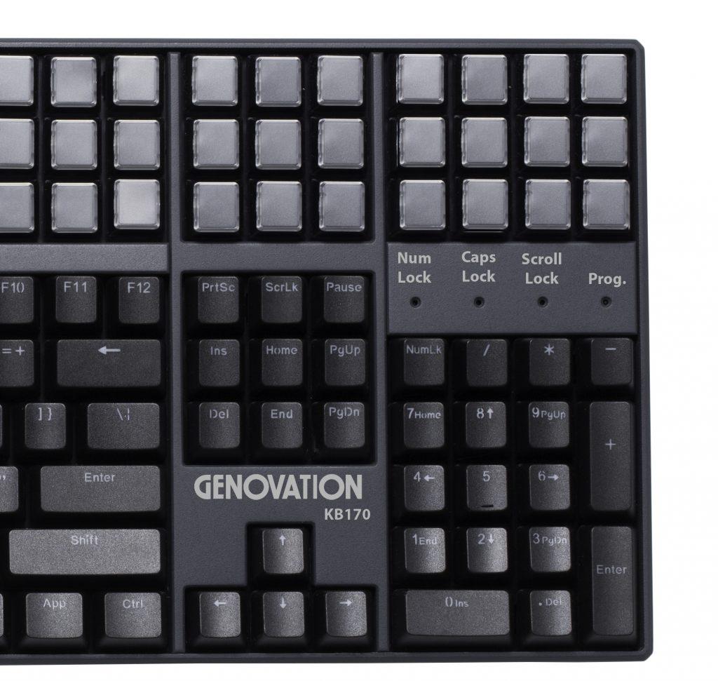 How To Clear Memory On Mac >> Genovation Full Size 66 keys Programmable Keyboard - DSI ...