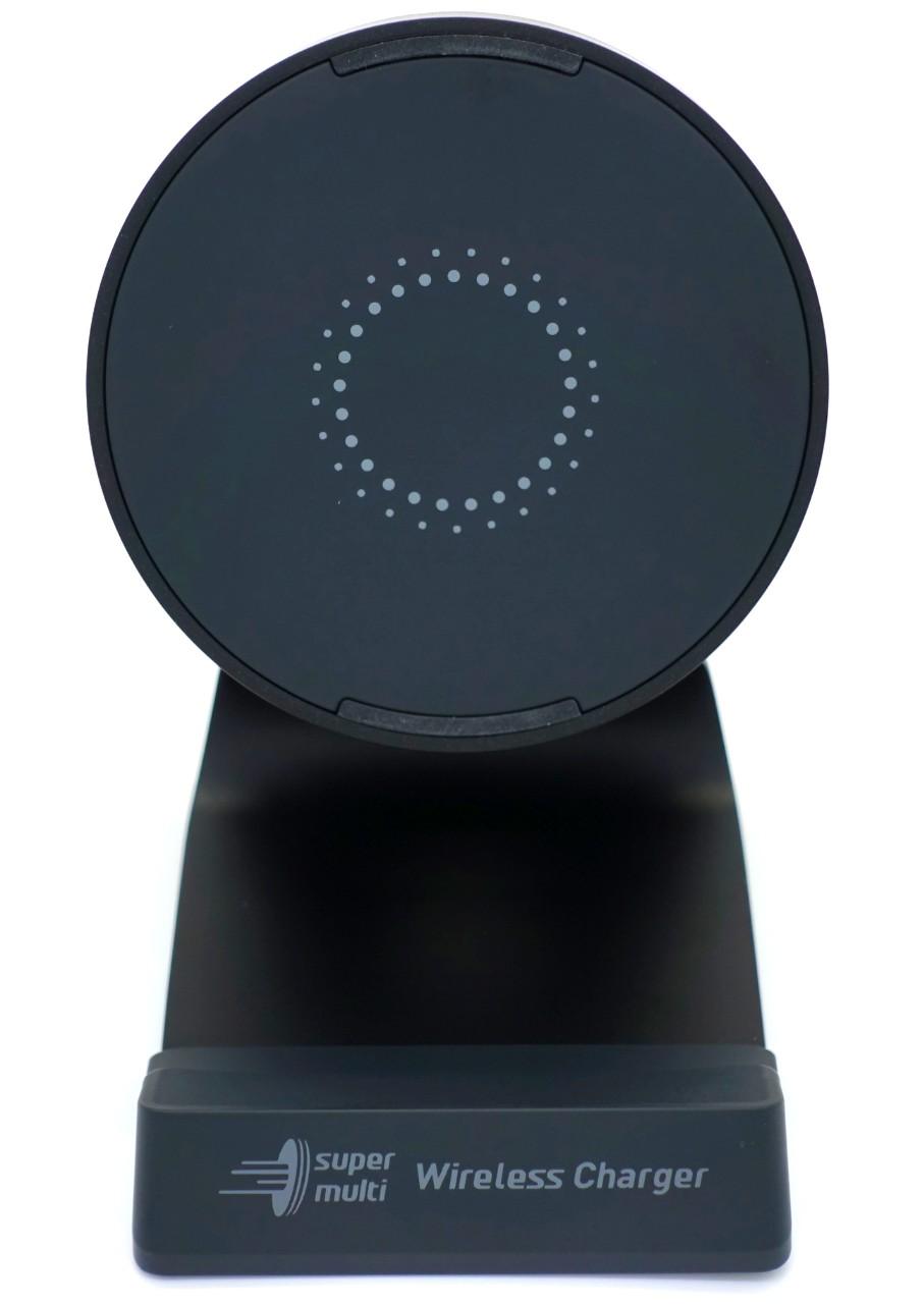Hitachi Lg Qi Certified 15w Fast Wireless Charging Pad And